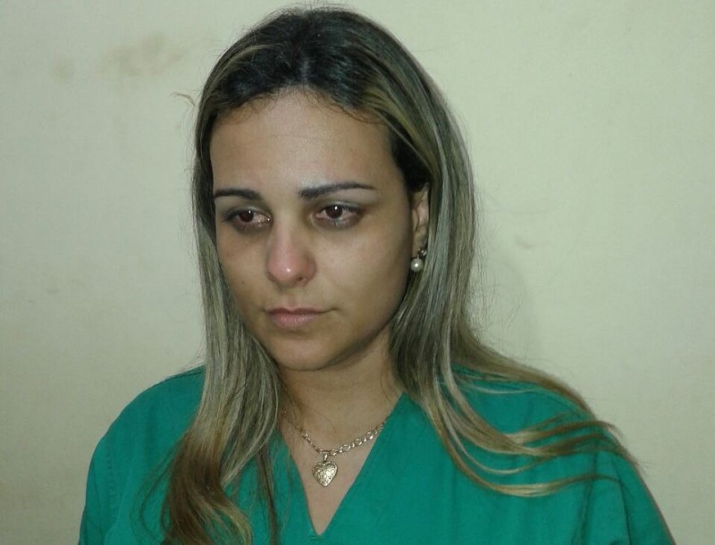 Photo of Falsa médica é presa em Governador Mangabeira